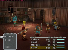 Final Fantasy 8 Emulator